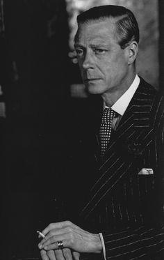 Un roi qui renonce au trône pour la femme de sa vie et se marier en France ne peut être que Britannique : The Duke of Windsor