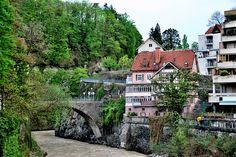 Feldkirch and Schattenburg Castle
