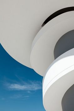 National Museum in Brasilia by Oscar Niemeyer