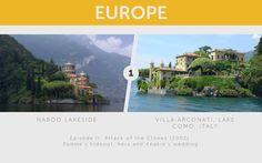 Lake Como, Italy – Naboo Lakeside. @YoungDumbAndFun