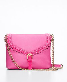 Tumbled Leather Cross Body Bag