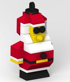 16 Lego Christmas Decoration Downloadable Building Guides