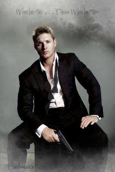 Winchester... Dean Winchester <3
