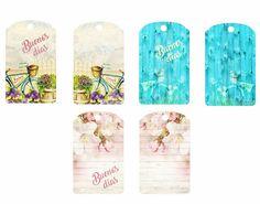 ¿Te imaginas estas etiquetas de Lucía Arsan decorando un pack de desayuno?