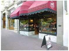Rogers' Chocolates, Government Street,  Victoria BC