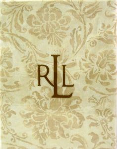 "Ralph Lauren Bluff Point Floral/tan Tablecloth - 60"" X 84"" #LaurenbyRalphLauren"