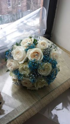 Quinceanera bouquet