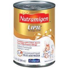 Enfamil - Nutramigen Lipil Concentrate Infant Formula, 13 oz