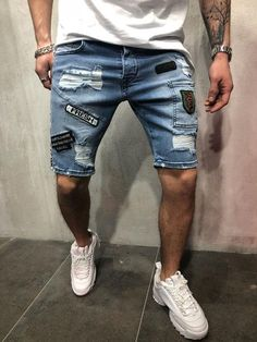 1. NEW ARRIVALS. Estilo Street · Streetwear Shorts · Casual Wear For Men ... ac53f5f8f3