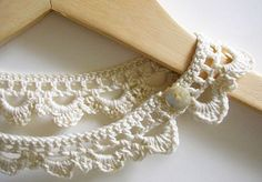 Crochet Necklace- Free Pattern l Simply Crochet