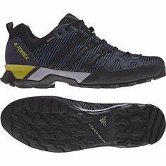Adidas Men's Outdoor Terrex Scope GTX Blue / Black / College Navy Shoes