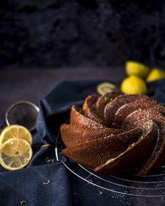 Gâteau au citron et à la mascarpone - Framboise & Capucine