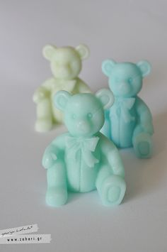 Teddy bear soap. Σαπουνάκια αρκουδάκια. Smurfs, Biscuit, Fictional Characters, Art, Lineup, Art Background, Kunst, Crackers, Performing Arts