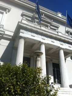 Hip Adventures for Greece. Greece Travel, Greece Trip, Benaki Museum, Temple Design, Flight And Hotel, Athens Greece, Contemporary Architecture, Santorini, Day Trips