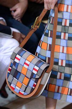 bags @ Tory Burch Spring 2015