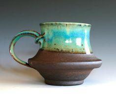 Ceramic Coffee Mug handmade ceramic cup ceramic by ocpottery