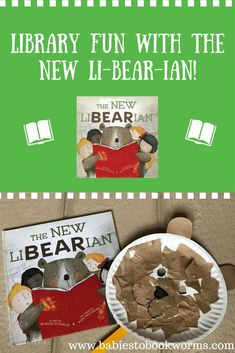 Teach kids about the magic of libraries with this fun new read aloud and bear activities! #KidsBooks #LibraryFun #LibraryActivities #sponsored