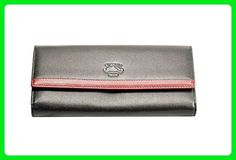 Stealth Mode Wallet for Women - Soft Leather Trifold Wallet with RFID Protection - Wallets (*Amazon Partner-Link)