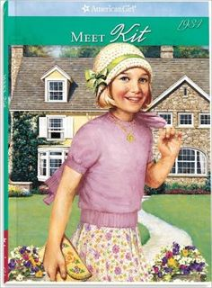Meet Kit: An American Girl (American Girls Collection Series: Kit #1)