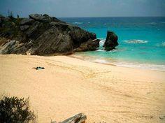 Chaplin's Bay Beach, Bermuda