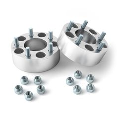 """4pc 5x4.5/"""" to 5x4.75/"""" Wheel Spacers Adapters 1.25/"""" for Toyota Avalon Camry bf"""