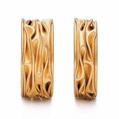 Niessing - Plisse Wedding Rings - ORRO Contemporary Jewellery Glasgow - www.orro.co.uk