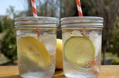 Fresh Lemonade in a Pot Masson (Montréal Touch)