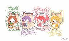 Chibi Boy, Anime Chibi, Vocaloid, Neko, Art Pictures, Cute Art, Character Design, Geek Stuff, Kawaii