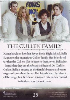 The Cullen family (La familia Cullen) ♥ (02)