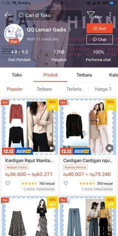 Shopping Websites, Online Shopping Stores, Shopping Hacks, Modern Hijab Fashion, Hijab Fashion Inspiration, Korean Street Fashion, Korea Fashion, Online Shop Baju, Best Online Clothing Stores