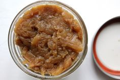 Fennel, Apple & Onion Relish – Not Eating Out in New York