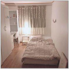 Small Room Design Bedroom, Room Ideas Bedroom, Modern Bedroom, Contemporary Bedroom, Master Bedroom, Bedroom Rustic, Bedroom Kids, White Bedroom, Small Bed Room Ideas