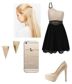 """""""Sin título #61"""" by burusa2 ❤ liked on Polyvore featuring Belleza, Little Mistress, Casetify, Orelia, Qupid y Alexis Bittar"""