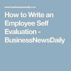 Employee Self Evaluation Phrases  Examples  Employeeconnect
