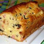 Αλμυρό κέϊκ με τυριά και ζαμπόν Savoury Baking, Savoury Cake, Cooking Cake, Cooking Recipes, Sweet Loaf Recipe, Food Network Recipes, Food Processor Recipes, Cypriot Food, Pastry Cook