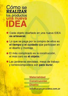 La filosofia de una nueva IDEA