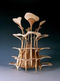 Alain Mailland  - wood