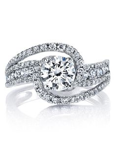 MARS Fine Jewelry Mars Jewelry 25666 Engagement Ring Engagement Ring - The Knot