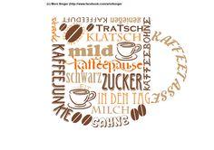 Silhouette plotter file free, Plotter Datei kostenlos, plotter freebie, guten Morgen, Kaffee, coffee