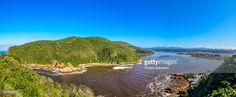 The Knysna Lagoon, South Africa | Western Cape, South Africa | #stockphotos #gettyimages #print #travel