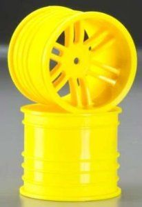 Thunder Tiger PD7715-Y Wheel Yellow S Hawk XXT by Thunder tiger. $7.99
