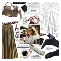 """Super lady like wearing on street,ready for someone to meet!"" by jelena-bozovic-1 ❤ liked on Polyvore featuring Polaroid, Sephora Collection and Amazon"