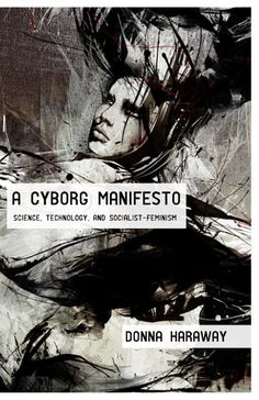 A Cyborg Manifesto by Donna Haraway, republished by AnarchoTranshuman.