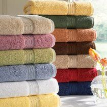 Turkishtowels Arosa Collection 100% Egyptian Cotton 18 Piece Towel Set (Red, 6 Bath Towel, 6 Hand Towel,6 Wash Cloth) Bath Towel Sets, Bath Towels, Bath Mat, Embroidered Towels, Luxury Towels, Fine Linens, Custom Embroidery, Bath Accessories, Washing Clothes