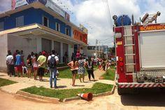 CONEXÃO BOMBEIRO : Menino de 7 anos morre esmagado por elevador de de...