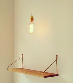 Wall Shelf by Frama Denmark