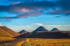 ICELAND, Möðrudalur #iceland #Möðrudalur #volcano #icelandic #landscape