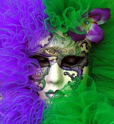 OMG!  So beautiful...Venice Carnival Photo 2003