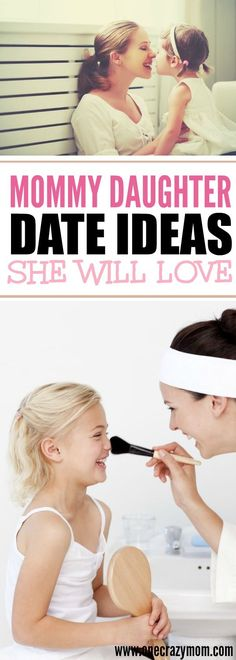 You're going to love these mother daughter day ideas. Find 9 special mommy daughter date ideas that she will love.