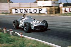 Juan Manuel Fangio, Mercedes W196, 1955?